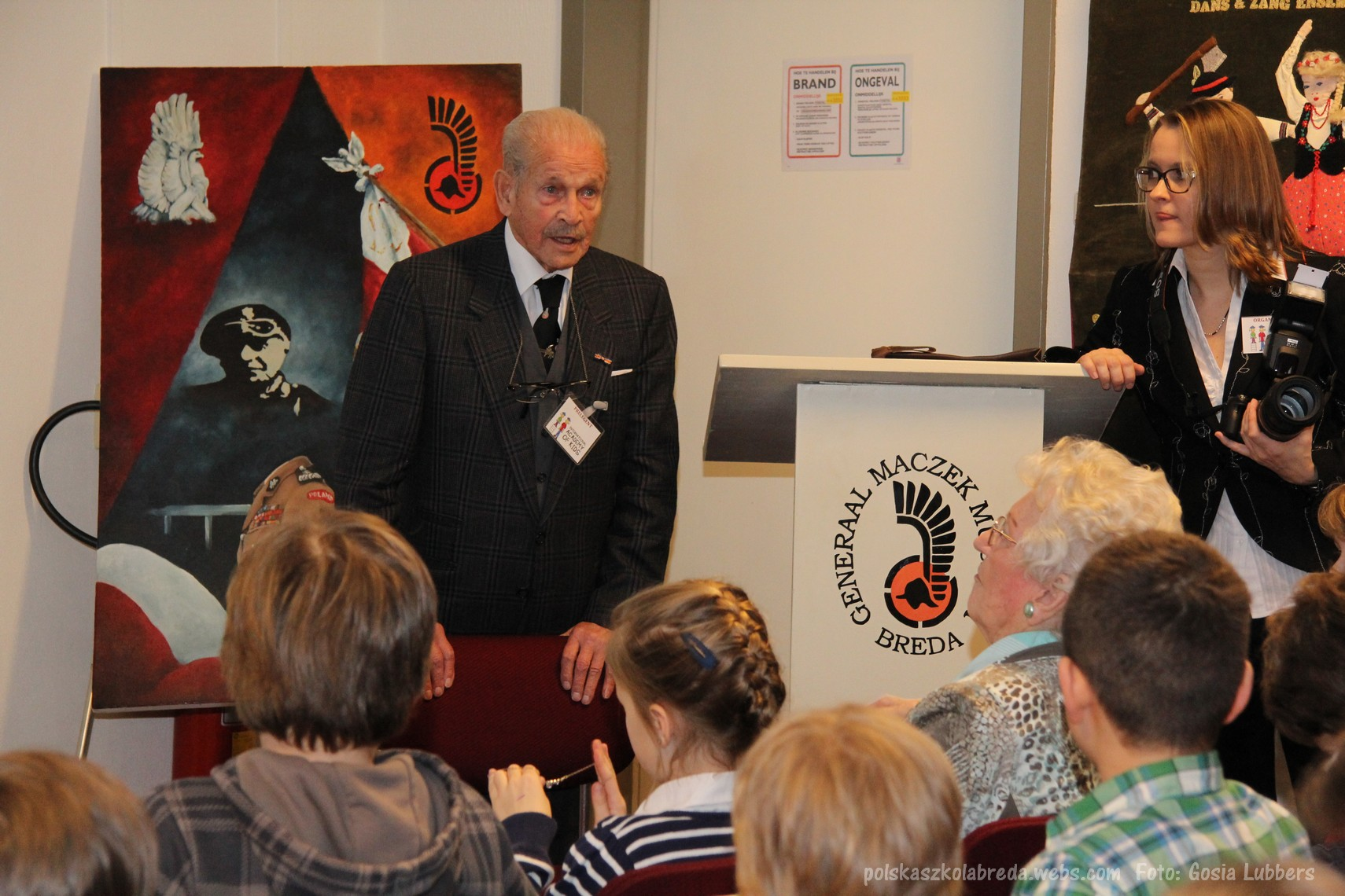 Polska Akademia Dzieci w Muzeum Generala Maczka