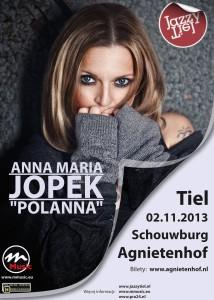 Anna Maria Jopek 2-11-2013