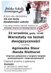 Warsztaty dwujęzyczności