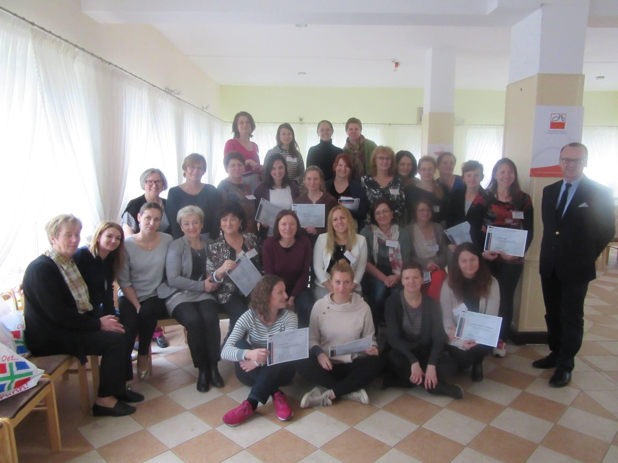 Konferencja metodyczna wBelgii 21-2 2 nov 2015