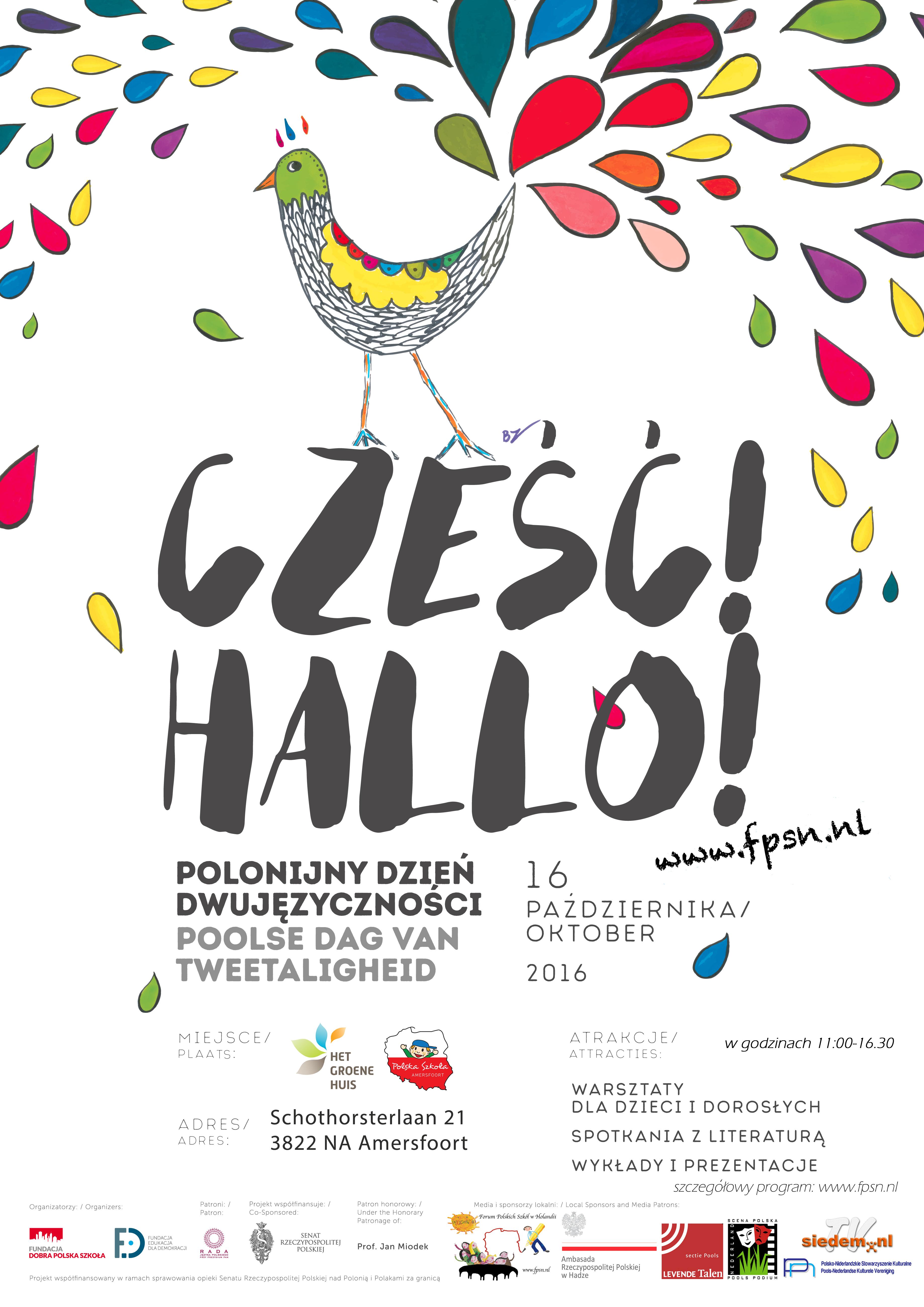 Polonijny Dzień Dwujęzyczności 2016